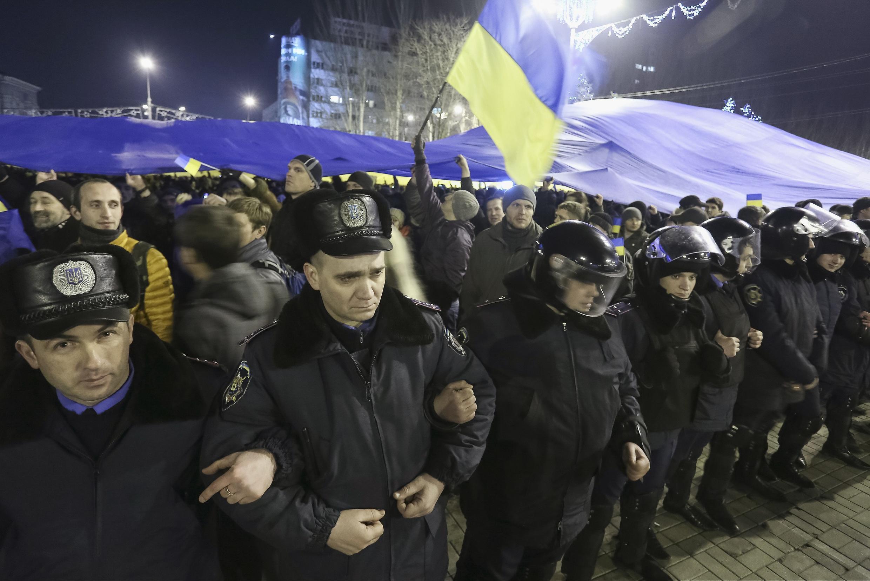 5/03/14  Donetsk nchini Ukraine.