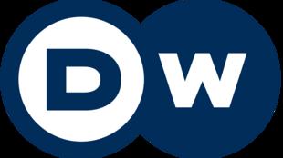 Известный во всем мире логотип телерадиокомпании Deutsche Welle