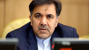 عباس آخوندی،وزیر راه و شهرسازی