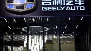 中國吉利汽車收購德國戴姆勒90億美元的股份引發德國政府戒心