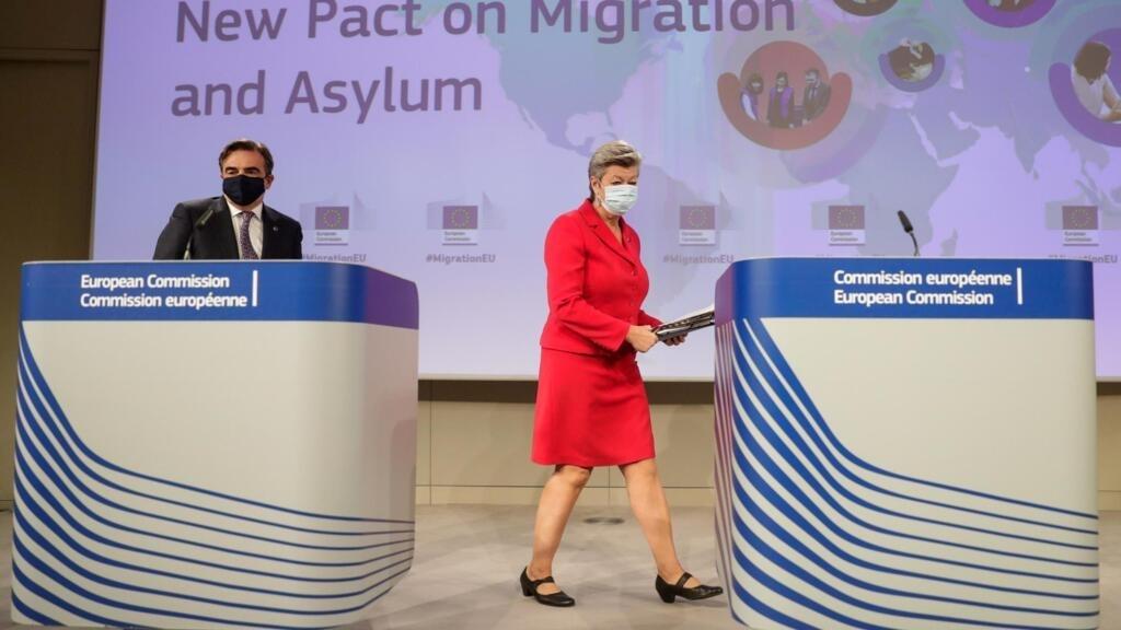 La Commission européenne présente son nouveau «pacte» migratoire