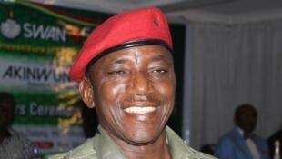 Ministan Wasannin Najeriya Barriter Solomon Dalung