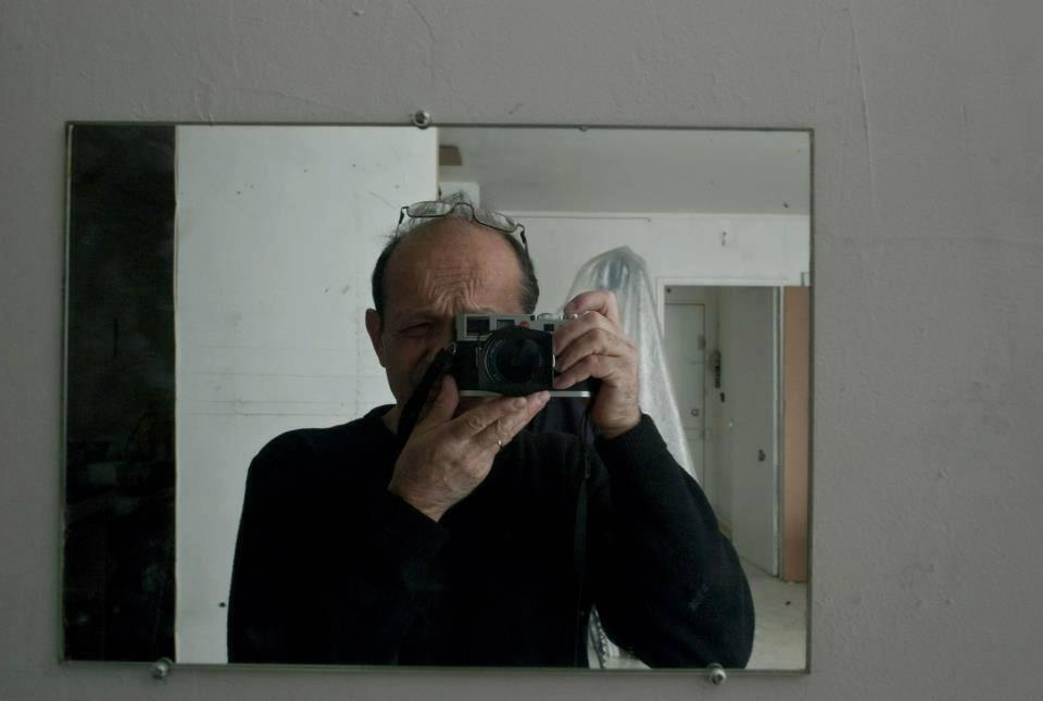 French photographer Georges Rousse