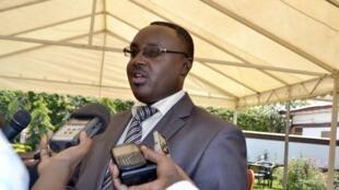 Jean Claude Ndihokubwayo waziri wa maendeleo ya wilaya aliye jiuzulu nchini Burundi