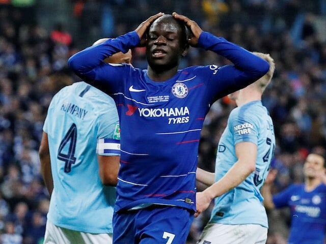 N'Golo Kante daya daga cikin 'yan wasa 9 da Chelsea ke shirin sallama