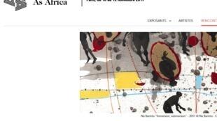 La foire Also Known As Africa aura lieu jusqu'au dimanche 13 novembre 2017 au Carreau du Temple à Paris.