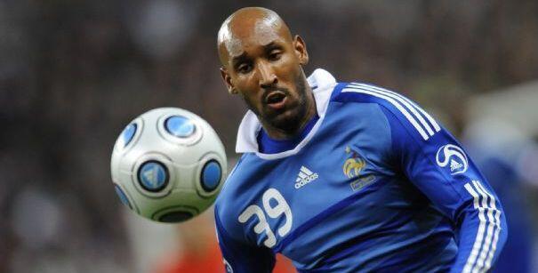 Cầu thủ Pháp Nicolas Anelka (Reuters)