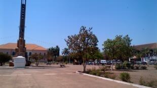 La place de l'Empire à Bissau, en Guinée-Bissau (image d'illustration).