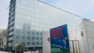 Выставка «Футбол и арабский мир: революция мяча» в Институте арабского мира продлится до 21 июля.