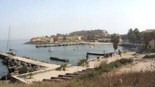 L'île sénégalaise de Gorée  figure sur la liste du patrimoine mondial établie par l'Unesco.