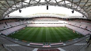 L'Allianz Riviera, enceinte de l'OGC Nice.