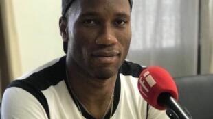 Didier Drogba tsohon dan wasan kwallon kafar Cote D'Ivoire