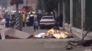 ДТП в Москве 22/09/2012