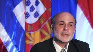 presidente do Federal Reserve (Fed), Ben Bernanke