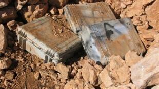 Des engins d'espionnage retrouvés sur le mont Sannine, au nord-est de Beyrouth.