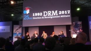 Les 25 ans de la Direction du renseignement militaire (DRM).