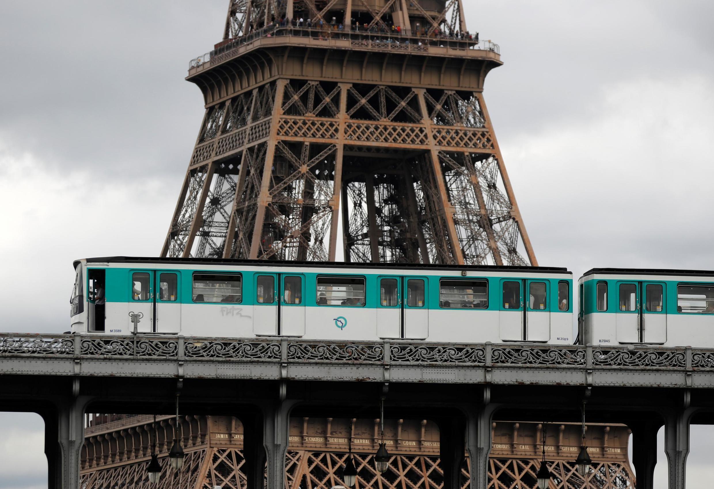 12/09/19- Paris tem a maior greve do metrô em 12 anos contra projeto de reforma da Previdência