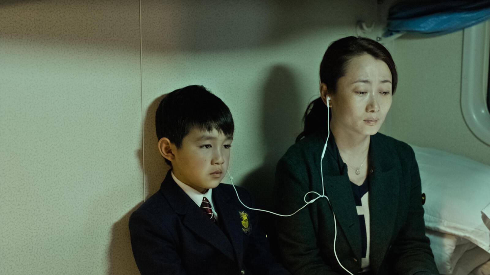 Кадр из фильма Цзя Чжанкэ