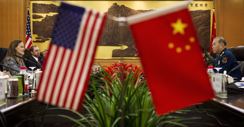 Một cuộc gặp Mỹ - Trung về quân sự