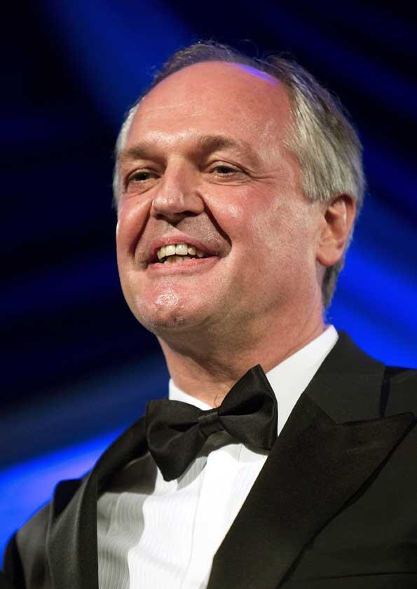Paul Polman, CEO de Unilever.