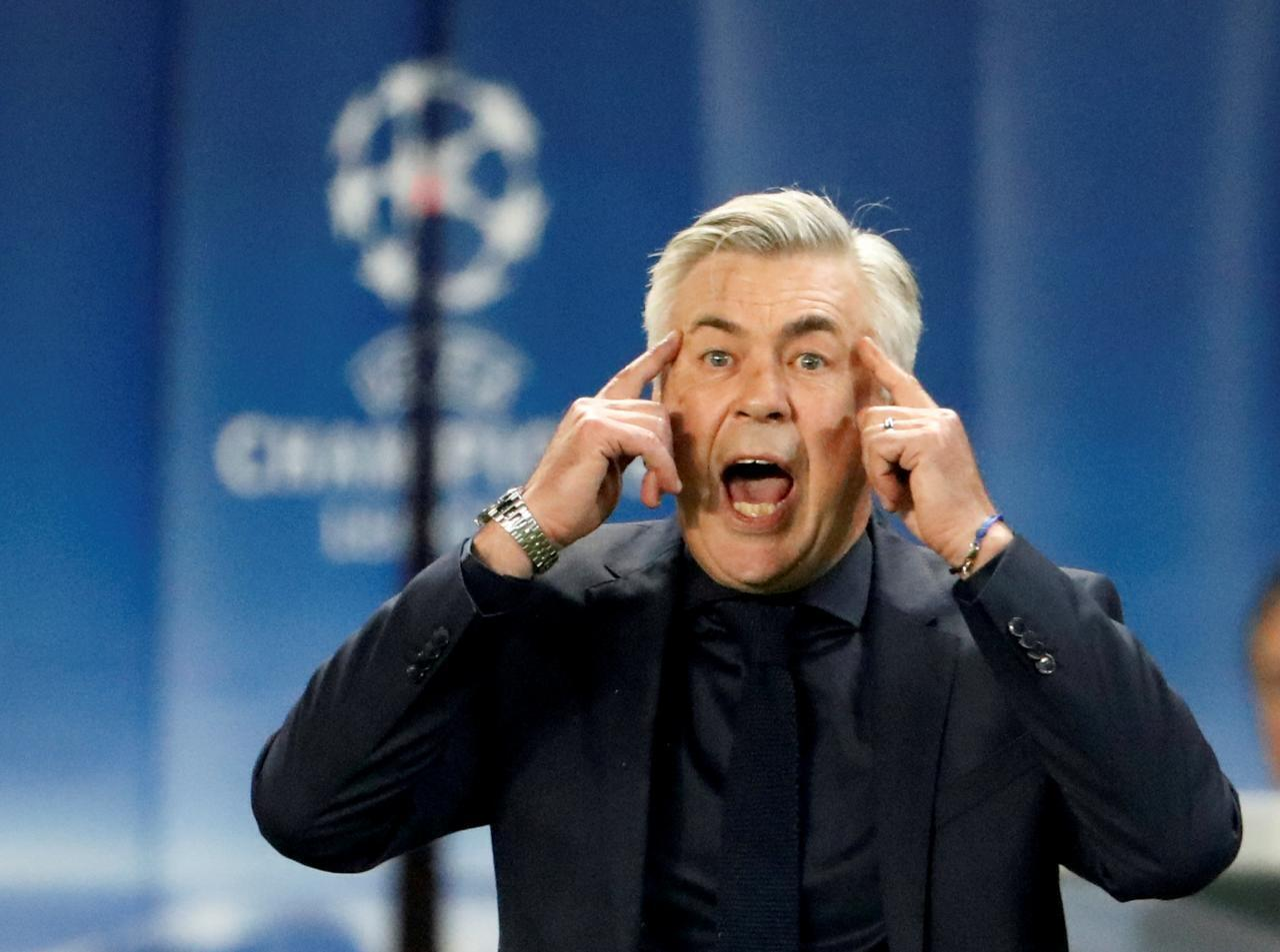 Carlo Ancelotti sabon mai horar kungiyar Napoli da ke gasar Seria A na kasar Italiya.