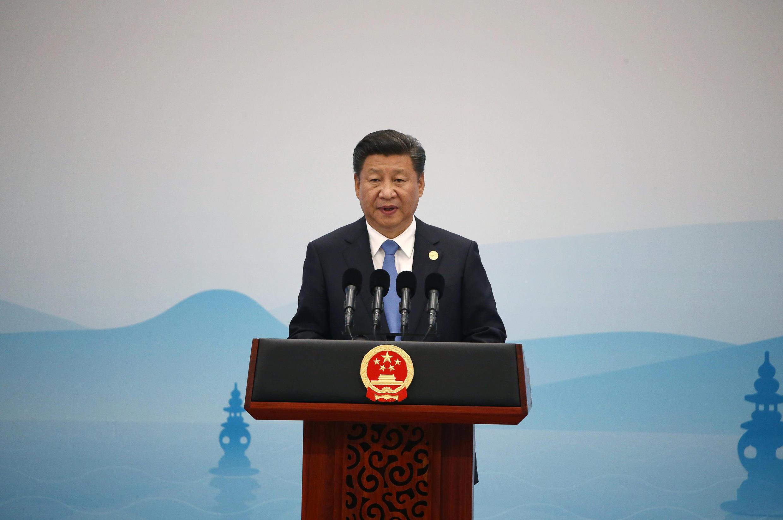 Chủ tịch Trung Quốc, Tập Cận Bình.