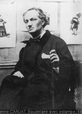 L'oeil de Baudelaire.