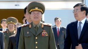 朝鮮二號人物崔龍海