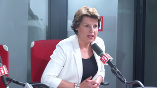 Annie Genevard sur RFI le 18 juin 2019.
