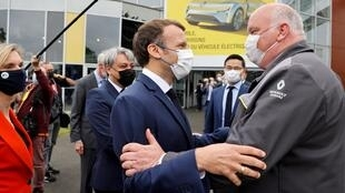 Europe is ramping up efforts to build battery factories for its shift towards electric cars.