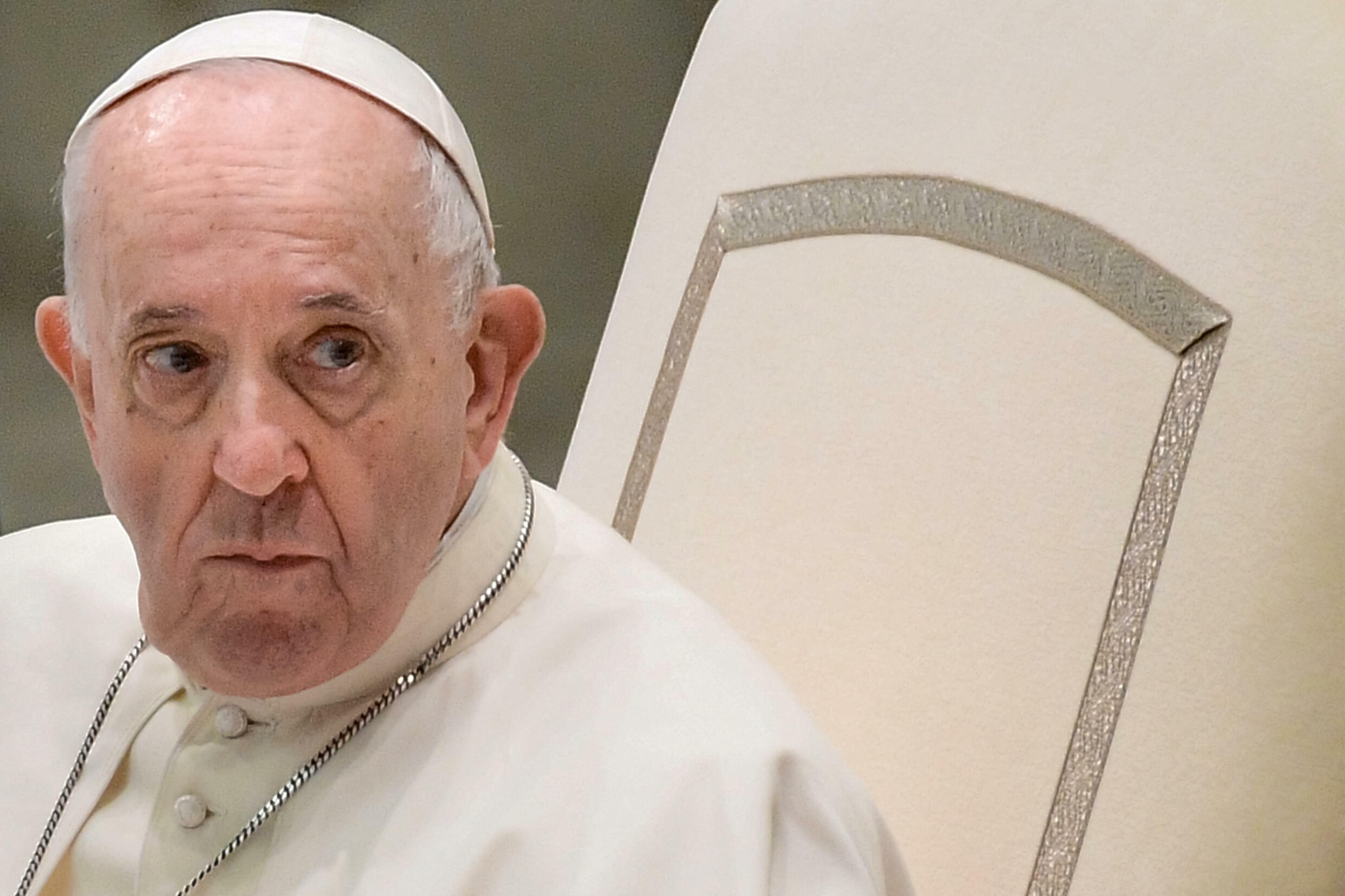 Pope Francis issued a statement through his spokesman Tuesday expressing his sorrow for the victims, but went further in a personal message delivered during his weekly general audience at the Vatican