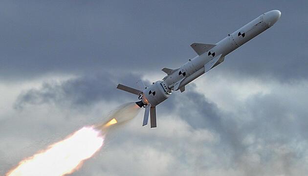 یک نمونه موشک کروز ساخت اوکراین با برد 300 کیلومتر