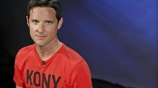 Jason Russell, co-founder of non-profit Invisible Children and director of Kony 2012 viral video campaign