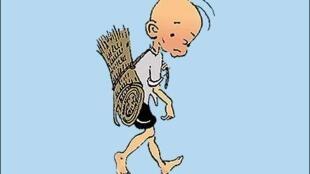 张乐平的《三毛流浪记》《三毛从军记》法文版获法国昂谷莱姆国际漫画节文化遗产奖2015年2月1日