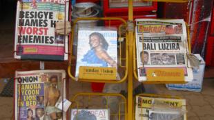 Newspapers in Kampala