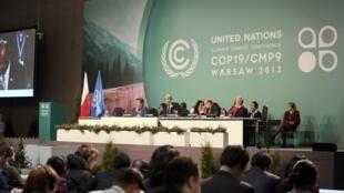 Conferência da ONU, em Varsóvia,  se iniciou na segunda-feira e termina no dia 22.
