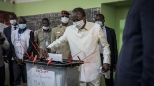 Alpha Condé, Presidente da Guiné-Conacri
