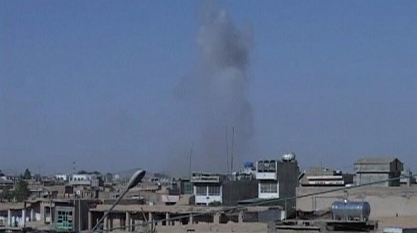 Explosions in Kandahar on Saturday