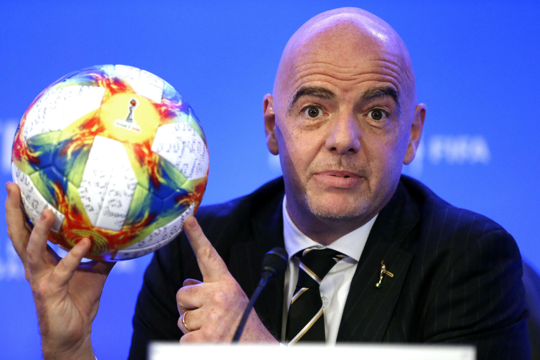 FIFA president Gianni Infantino wants to overhaul the international football calendar beyond 2024