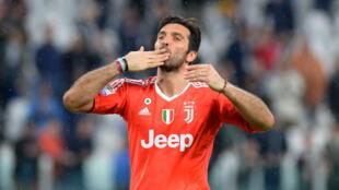 Gigi Buffon, le gardien de la Juventus.