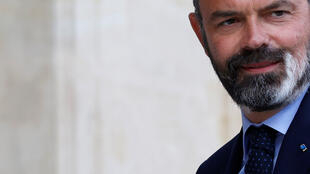 Edouard Philippe, le 29 juin 2020 à l'Elysée.