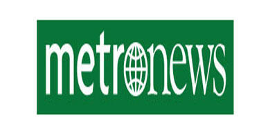 Logo de Metronews.