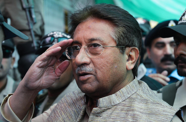 Бывшего президента Пакистана Первеза Мушаррафа заочно приговорили к смертной казни по делу о госизмене