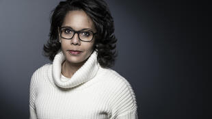 Audrey Pulvar, supported by the Socialist Party in upcoming election.