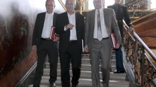 Eric Lafont qui a validé les dépenses coûteuses de Thierry Lepaon a démissionné, mardi 9 décembre.