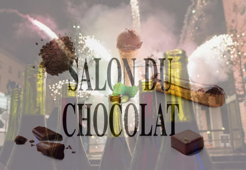Salão do Chocolate e a chegada da nova safra do Beaujolais foram destaque esta semana aqui na França.
