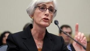 US Under-Secretary of State Wendy Sherman
