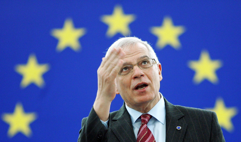 Josep Borrell, ancien président du Parlement européen.