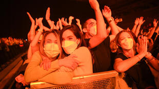5,000 people attended last month's concert in in Barcelona, six of whom have since tested positive for Covid-19