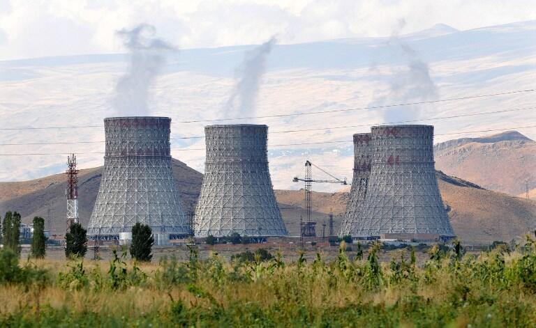 Атомная электростанция Мецамор, 26 сентября 2010.